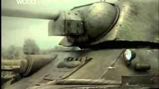 A legnagyobb tankcsaták - A kurszki csata I..flv