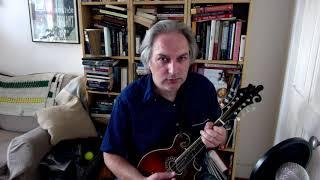 The Sweat House (reel) on mandolin