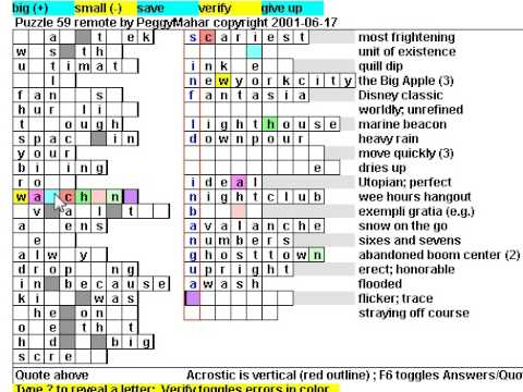 picture about Acrostic Puzzles Printable known as Acrostics Definition. Crossword Dictionary.