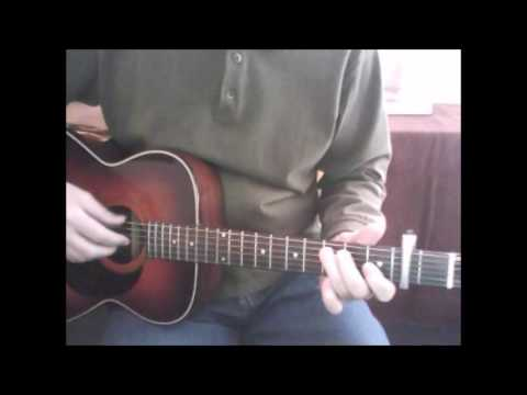 Happy Trails – solo acoustic guitar