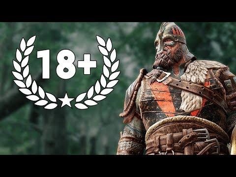 18+ /For Honor