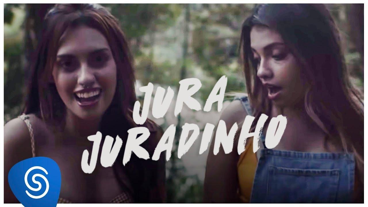 17c2d8b8b3 Carol   Vitoria - Jura Juradinho (Clipe Oficial) - YouTube