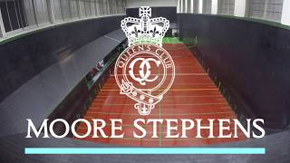 Real Tennis World Championship 2018 Final, Day 3