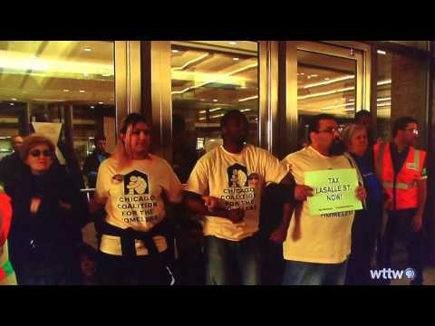 Moral Mondays Illinois on Chicago Tonight November 2, 2015