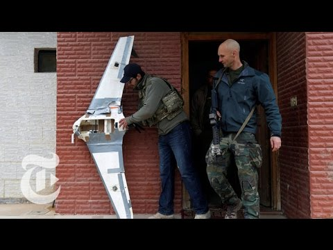 Witnessing An ISIS Drone Attack | The New York Times
