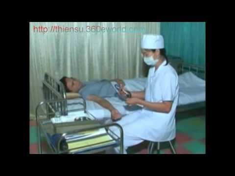 Kĩ Thuật Đo Nhiệt Độ,Huyết Áp,Cho Bệnh Nhân Uống Thuốc 1.avi