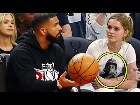 Drake TROLLS Milwaukee Bucks Owner's Daughter After She Tried Coming For Him With Pusha T Shirt!