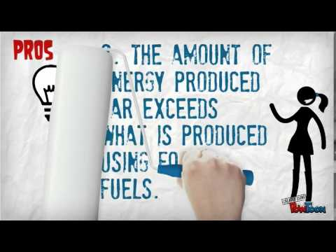 Nuclear Energy: Pros and Cons - YouTube