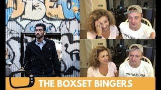 Informer (BBC SERIES) Episode 1 Nadia Sawalha & Family Live Review