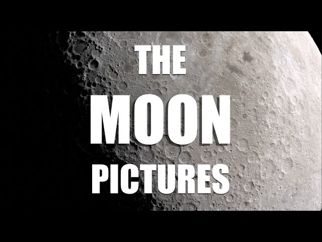THE MOON PICTURES - Amazing Anomalies On The Moon - Amazing Moon Photos - Broadcast Team Alpha