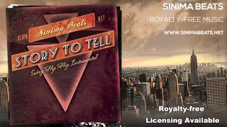 Story to Tell Instrumental (Swing Hip Hop Rap Beat) Sinima B...