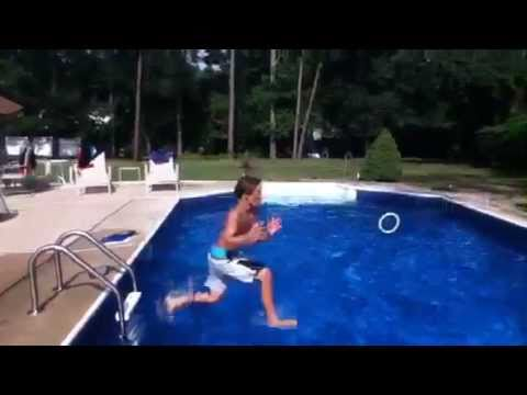Amazing swimming pool tricks youtube - Awesome swimming pool trick shots ...