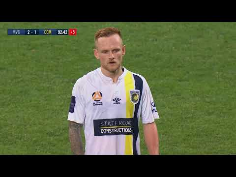 A-League 2018/19: Round 25 - Melbourne Victory v Central Coast Mariners (Full Game)