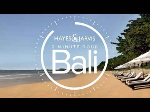 Hayes & Jarvis | 2 Minute Tour of Bali