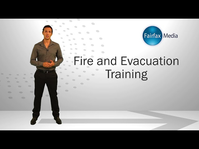 First 5 Minutes - Fire and Evacuation Training