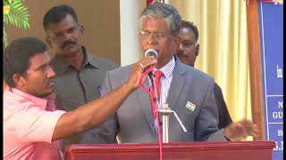 Latest Trend in Criminal law by Mr.S.Nagamuthu,SeniorAdvocate,SupremeCourt of India part.I 24.12.16