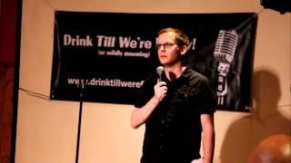 Mike Moran comedy