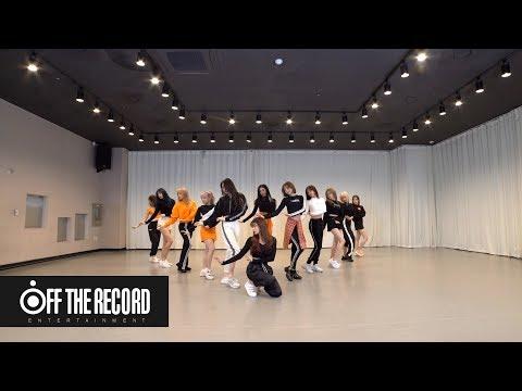 IZ*ONE 아이즈원 - &39;FIESTA&39; Dance Practice