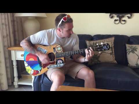 Night Moves by Bob Seger cover by Josh Carter
