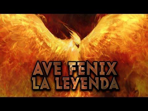 EL AVE FÉNIX, Phoenix renace de las cenizas y el fuego Mitología