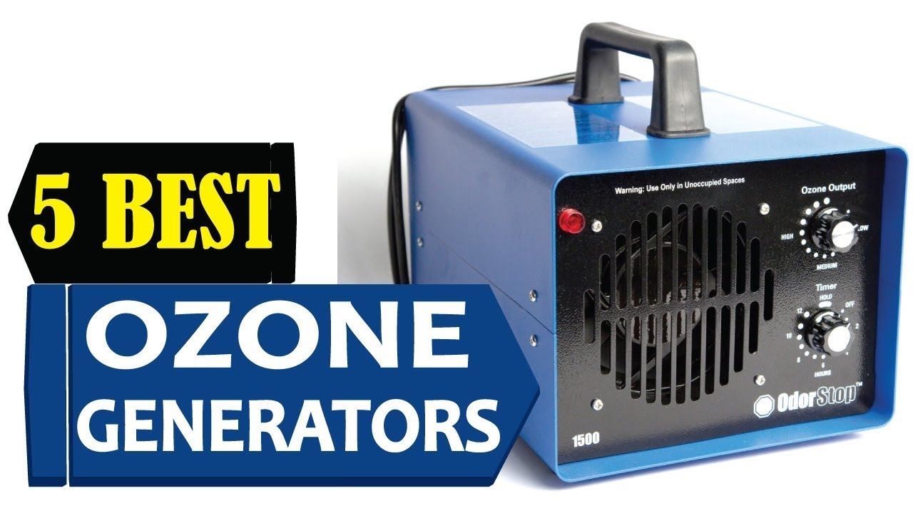 5 Best Ozone Generators 2018 | Best Ozone Generator Reviews | Top 5 Ozone  Generator