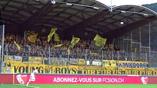 FC Sion - BSC Young Boys - 01.09.2018 - 002