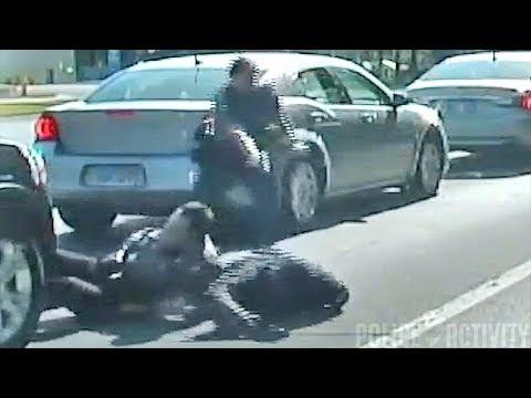 Dashcam Video Of Kansas Officer Shooting After Traffic Stop