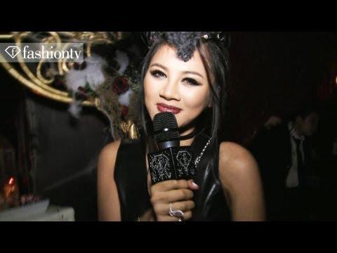 Vampire Ball - Halloween F Party at Otel Hotel, Jakarta | FashionTV - FTV