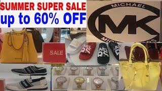 Michael Kors | Michael Kors Summer Sale up to 60% OFF | MK SCS Summer Sale 2019 #MichaelKorsSALE2019