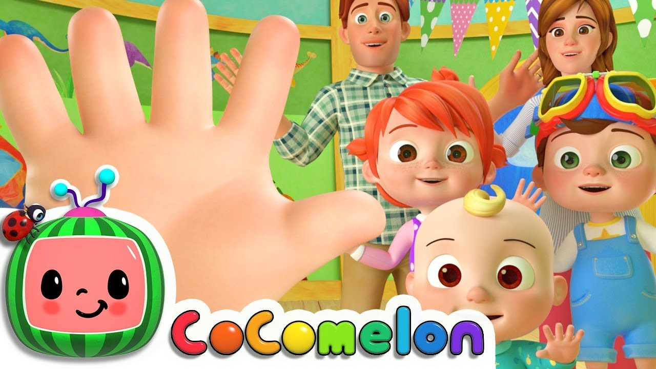 Finger Family Cocomelon Nursery Rhymes Kids Songs Youtube