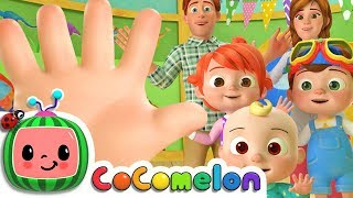 Finger Family CoCoMelon Nursery Rhymes & Kids Songs