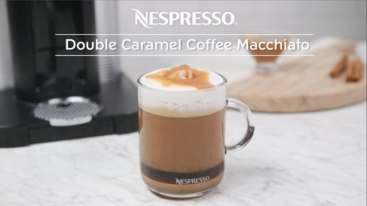 Macchiato Caramel Double Caramel Coffee Macchiato Recipe
