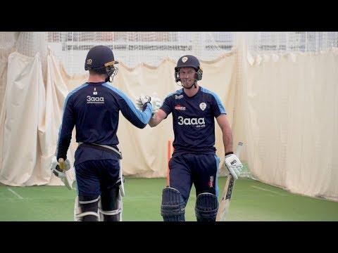 FEATURE: Squad train at National Cricket Performance Centre