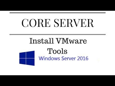 vmware esxi 5.1 windows server 2016