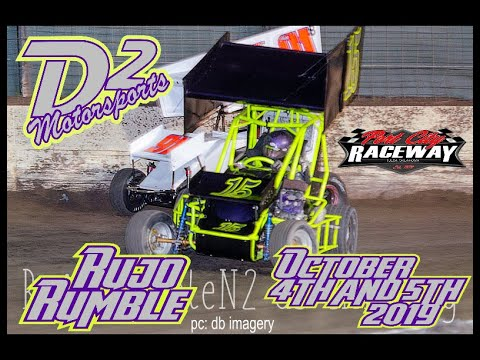 D2 Motorsports - Port City Raceway - Rujo Rumble 2019
