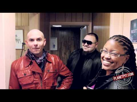 Pitbull - How I Met Planet Pit's Supa Cindy