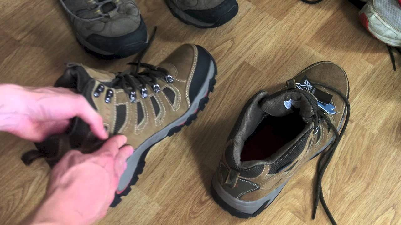 Karrimor Trail Shoes Review
