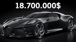 Die Teuersten Autos der Welt!