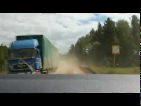 Пробег — 2011. Русские дороги. VW Polo