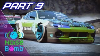 NEED FOR SPEED PAYBACK Walkthrough Part 9 - Open Skies: Noise Bomb (PC)