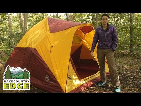 Big Agnes Big House 6 C&ing Tent & Big Agnes Big House 6 Camping Tent - YouTube