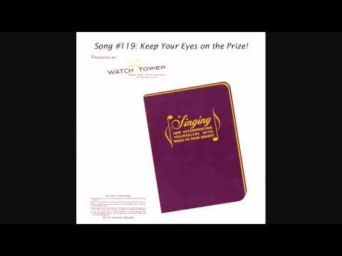 """#119 """"Keep Your Eyes On The Prize!"""" From 1966 Songbook"""