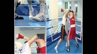 Урок бокса №1 от Александра Колесникова