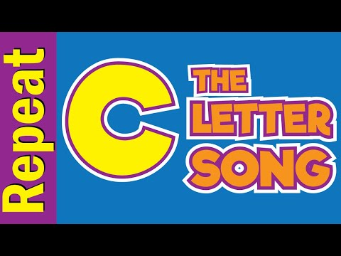 The Letter c Song - Listen & Repeat   Phonics Song   ESL for Kids   Fun Kids English