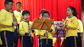 Publication Date: 2019-12-06 | Video Title: 石籬天主教小學50週年校慶 管樂小組 聖誕歌