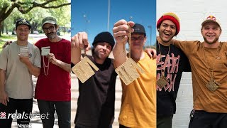 Real Street 2019 gold, silver, bronze winners | World of X Games