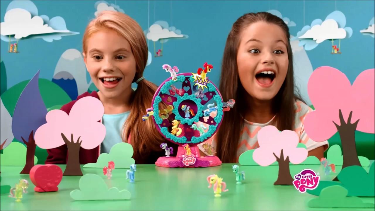 Smyths Toys - My Little Pony Squishy Pops - YouTube