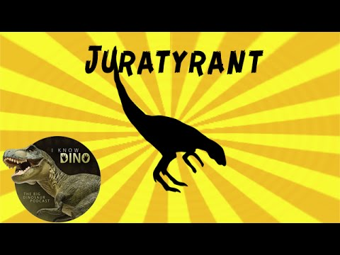 Juratyrant: Dinosaur of the Day