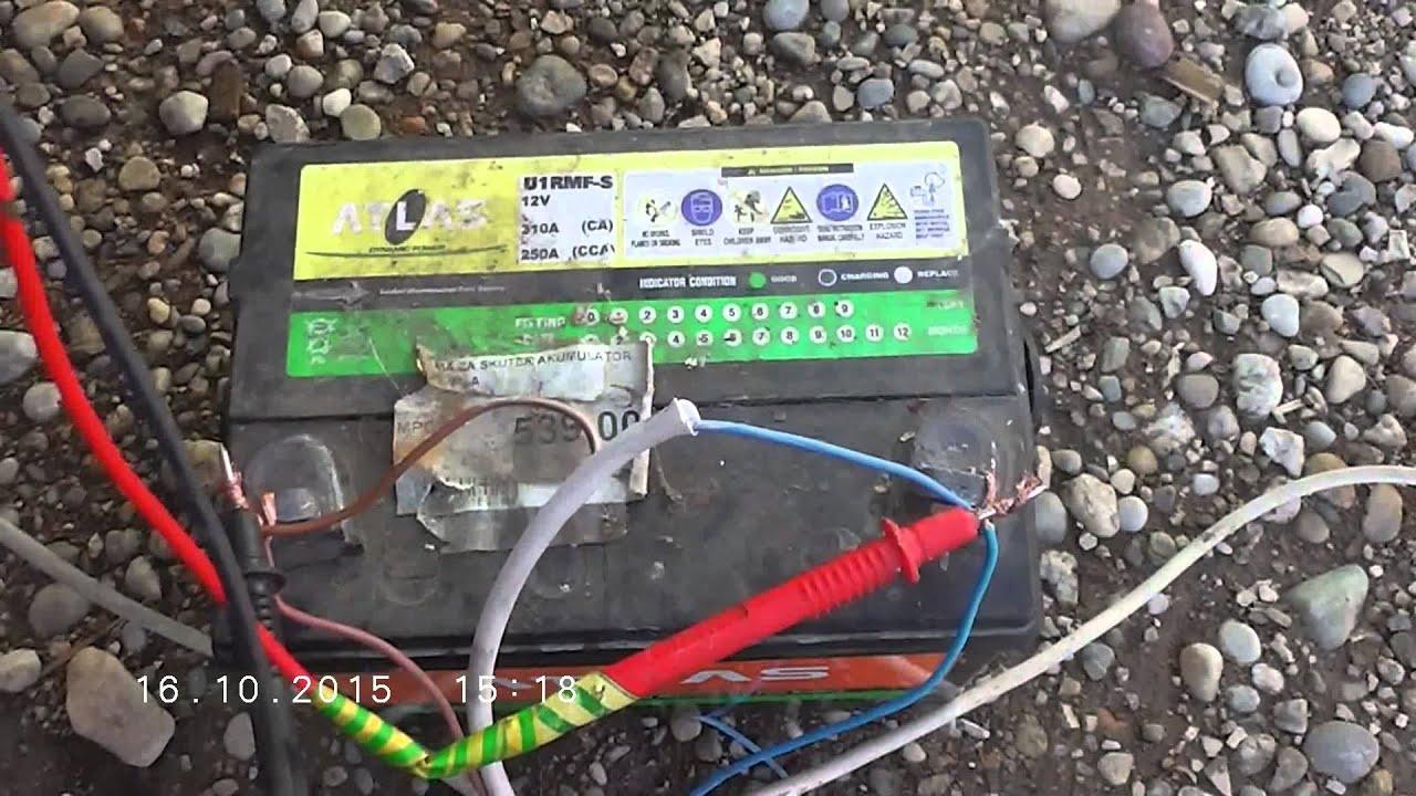 charging cellular phone on 12v battery using usb charging module rh youtube com Battery Tender USB Adapter eGear 12V USB 2 1