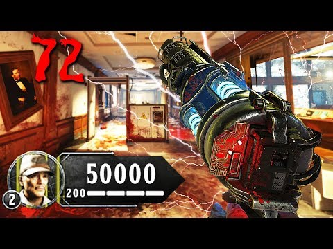 🔴 CLASSIFIED SOLO WORLD RECORD ATTEMPT! 'Bo4 Zombies' (Call of Duty Black Ops 4 Zombies)